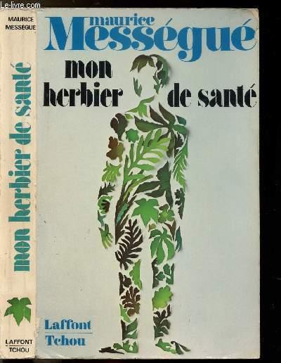 MON HERBIER DE SANTE