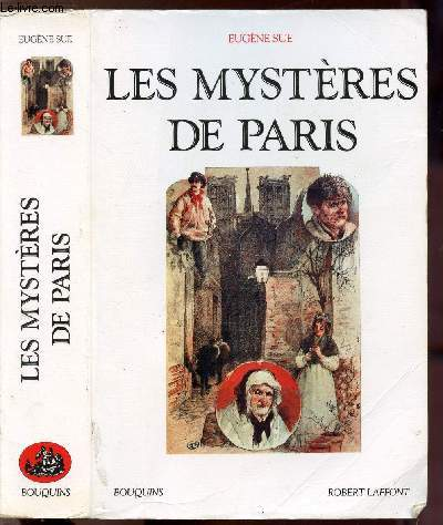 LES MYSTERES DE PARIS- COLLECTION