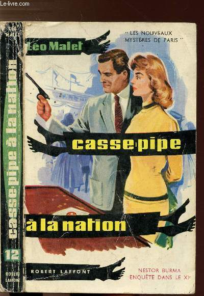 CASSE-PIPE A LA NATION - COLLECTION