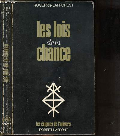 LES LOIS DE LA CHANCE- COLLECTION LES ENIGMES DES UNIVERS