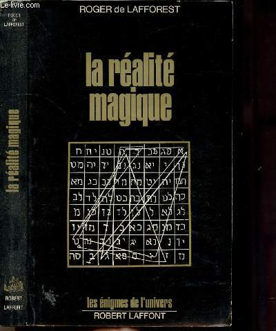 LA REALITE MAGIQUE - COLLECTION