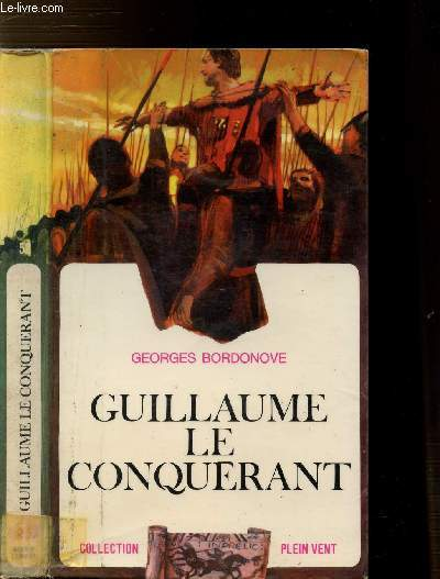GUILLAUME LE CONQUERANT- COLLECTION PLEIN VENT N°5