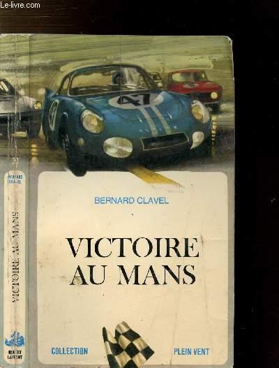 VICTOIRE AU MANS- COLLECTION PLEIN VENT N°31