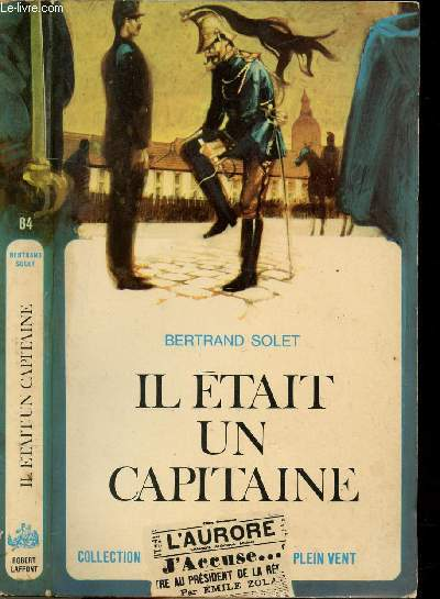 IL ETAIT UN CAPITAINE- COLLECTION PLEIN VENT N°84