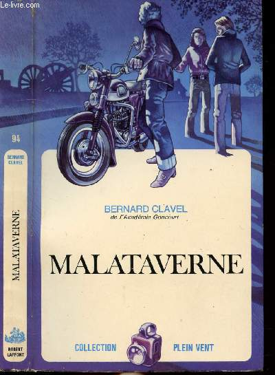 MALATAVERNE- COLLECTION PLEIN VENT N°94