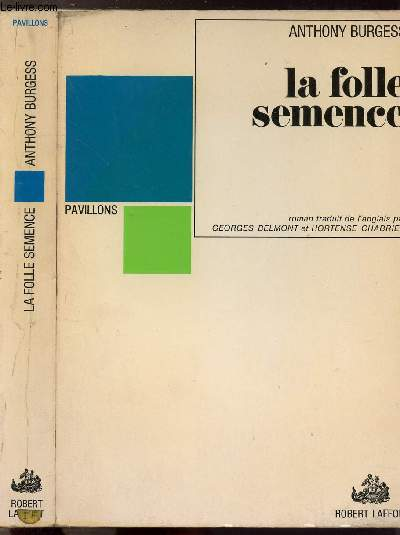 LA FOLLE SEMENCE- COLLECTION PAVILLONS