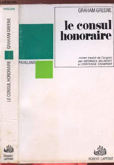 LE CONSUL HONORAIRE - COLLECTION PAVILLONS