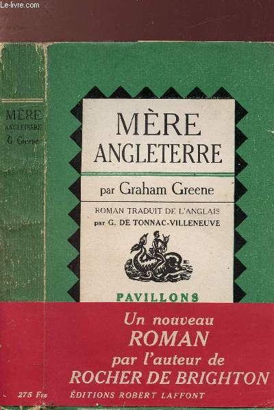 MERE ANGLETERRE - COLLECTION PAVILLONS