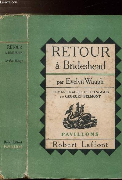 RETOUR A BRIDESHEAD - COLLECTION PAVILLONS