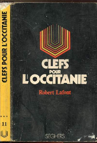 CLEFS POUR L'OCCITANIE - COLLECTION P.S. N°11