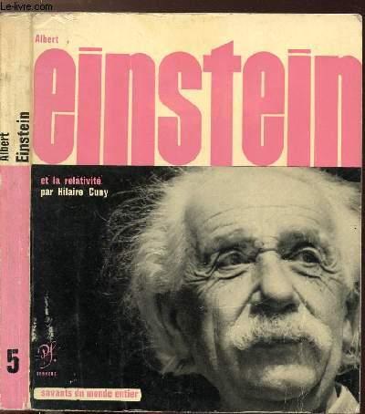 ALBERT EINSTEIN - COLLECTION SAVANT DU MONDE ENTIER N°5