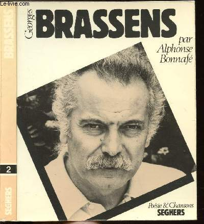 GEORGES BRASSENS - COLLECTION POESIE ET CHANSONS N°2