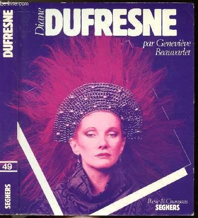 DIANE DUFRESNE - COLLECTION POESIE ET CHANSONS N°49
