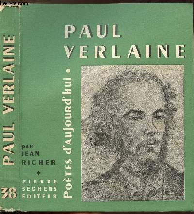 PAUL VERLAINE - COLLECTION POETES D'AUJOURD'HUI N°38