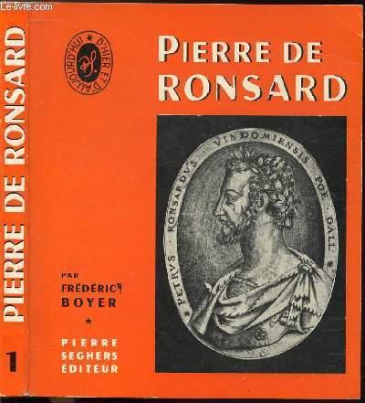 PIERRE DE RONSARD - COLLECTION D'HIER ET D'AUJOURD'HUI N°1