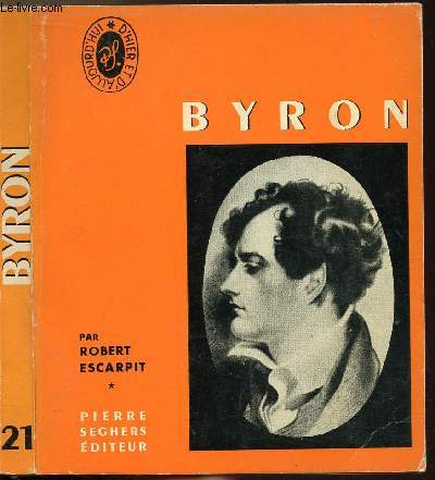 BYRON - COLLECTION D'HIER ET D'AUJOURD'HUI N°21