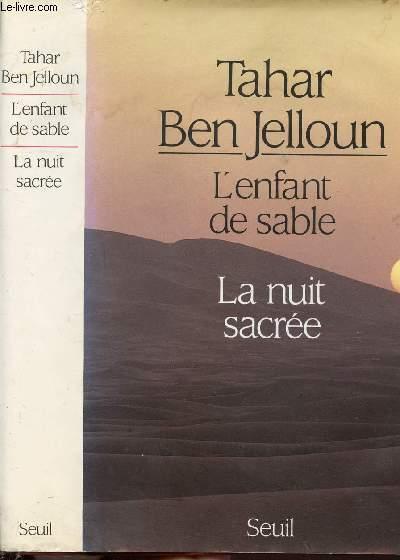 1 VOLUME - 2 TOMES - TOMES I+II - L'ENFANT DE SABLE - LA UNIT SACREE