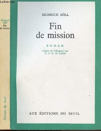 FIN DE MISSION