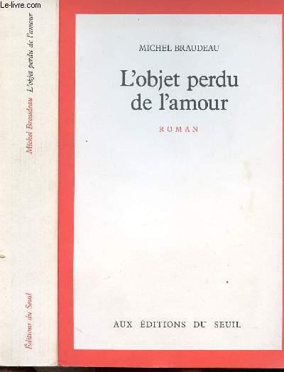 L'OBJET PERDU DE L'AMOUR