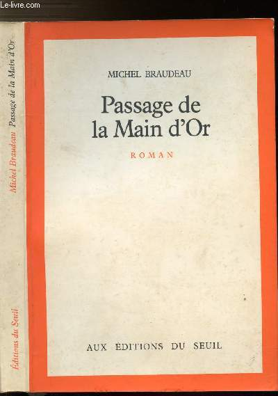 PASSAGE DE LA MAIN D'OR