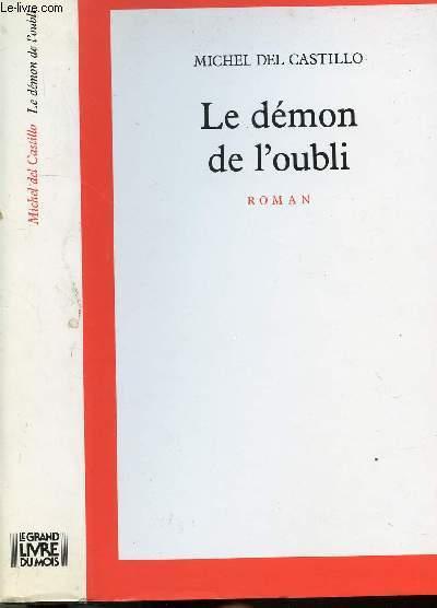 LE DEMON DE L'OUBLI