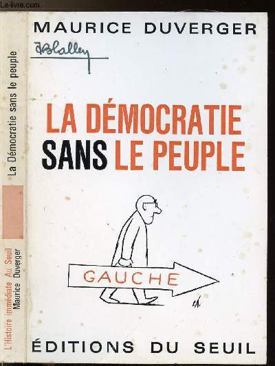 LA DEMOCRATIE SANS LE PEUPLE