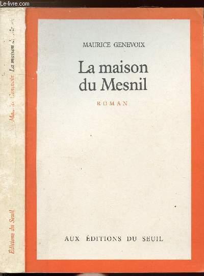 LA MAISON DU MESNIL (CYRILLE)
