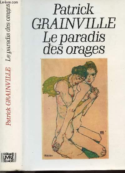 LE PARADIS DES ORAGES