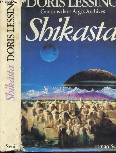 CANOPUS DANS ARGO : ARCHIVES - SHIKASTA