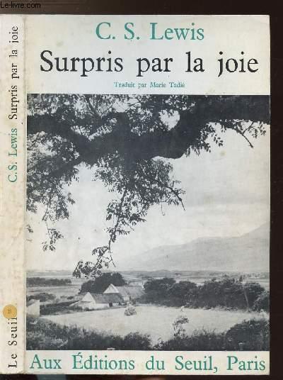 SURPRIS PAR LA JOIE