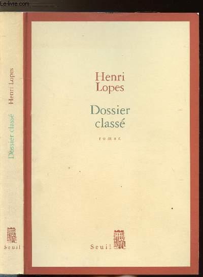 DOSSIER CLASSE