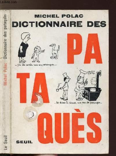 DICTIONNAIRE DES PATAQUES