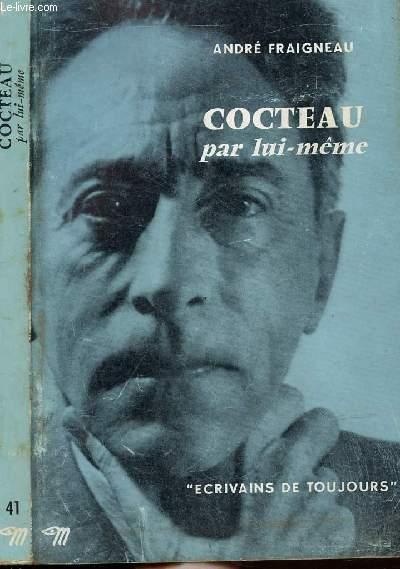 COCTEAU PAR LUI-MEME- COLLECTION MICROCOSME