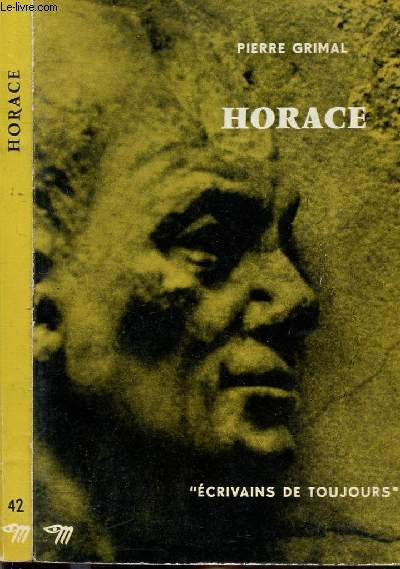 HORACE - COLLECTION MICROCOSME