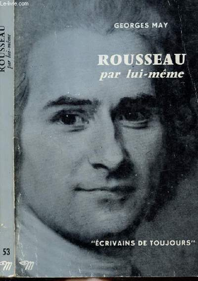 ROUSSEAU PAR LUI-MEME - COLLECTION MICROCOSME