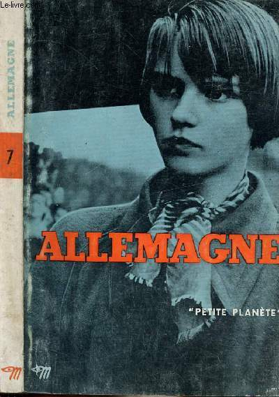 ALLEMAGNE - COLLECTION PETITE PLANETE  N°7