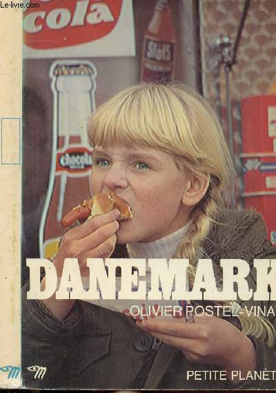 DANEMARK - COLLECTION PETITE PLANETE  N°15