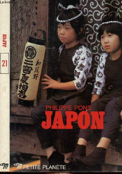 JAPON - COLLECTION PETITE PLANETE N°21
