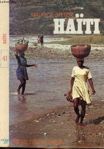 HAITI - COLLECTION PETITE PLANETE N°41