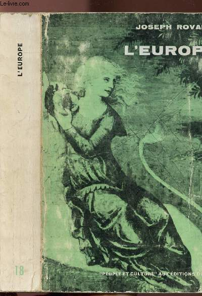 L'EUROPE - COLLECTION PEUPLE ET CULTURE N°18
