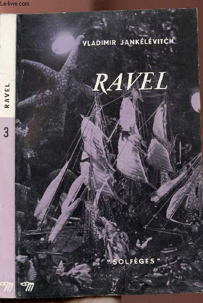 RAVEL - COLLECTION SOLFEGES N°3