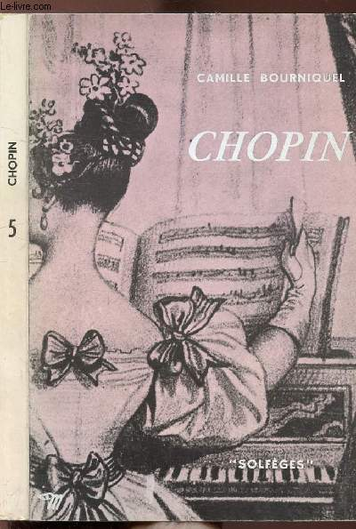 CHOPIN - COLLECTION SOLFEGES N°5