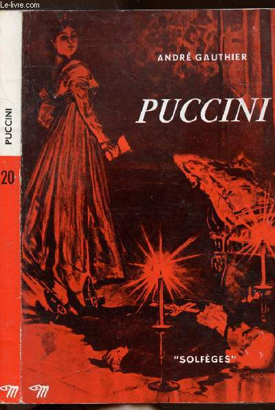 PUCCINI - COLLECTION SOLFEGES N°20