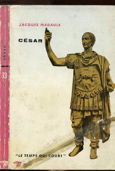 CESAR - COLLECTION LE TEMPS QUI COURT N°13