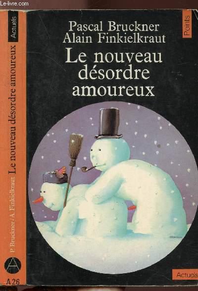 LE NOUVEAU DESORDRE AMOUREUX - COLLECTION POINTS ACTUELS N°A26