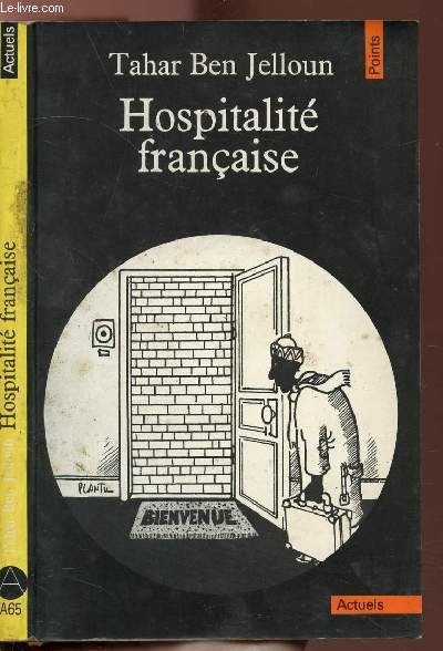 HOSPITALITE FRANCAISE - COLLECTION POINTS ACTUELS N°A65