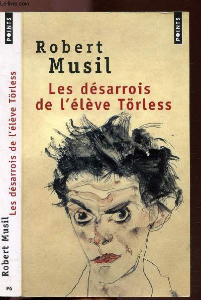 LES DESARROIS DE L'ELEVE TORLESS - COLLECTION POINTS ROMAN N°P6