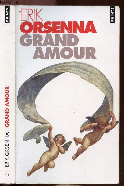 GRAND AMOUR - COLLECTION POINTS ROMAN N°P11