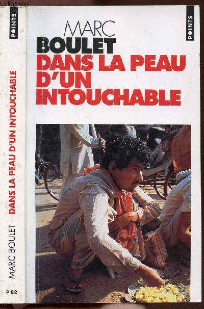 DANS LA PEAU D'UN INTOUCHABLE - COLLECTION POINTS DOCUMENT N°P82