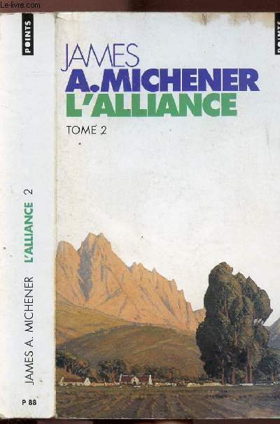 L'ALLIANCE - TOME II - COLLECTION POINTS ROMAN N°P88